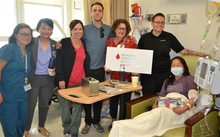 Subaru Pacific & LLS Team Up to Deliver Hope
