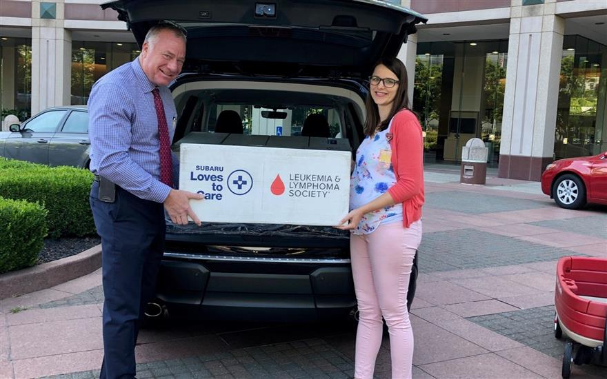 Elk Grove Subaru Share The Love Promise