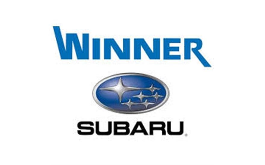 Winner Subaru shows their support to the Military.