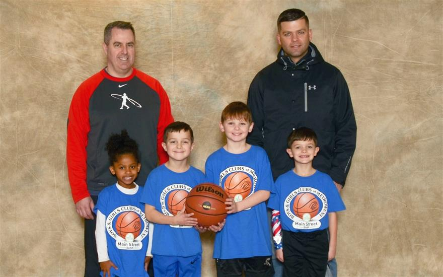 Boys & Girls Clubs of MetroWest Youth Basketball