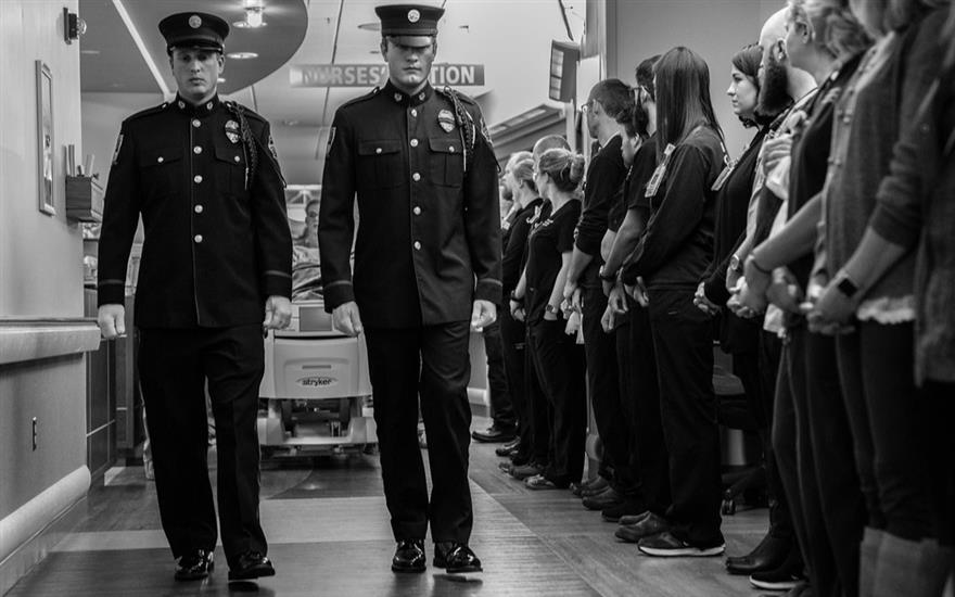 Schomp Subaru Helps Family of Fallen Firefighter