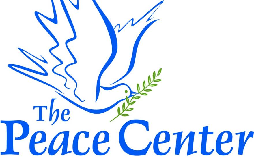 The Peace Center, Inc., says THANK YOU!