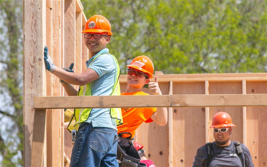 PYB Build Construction Job Training Opportunities