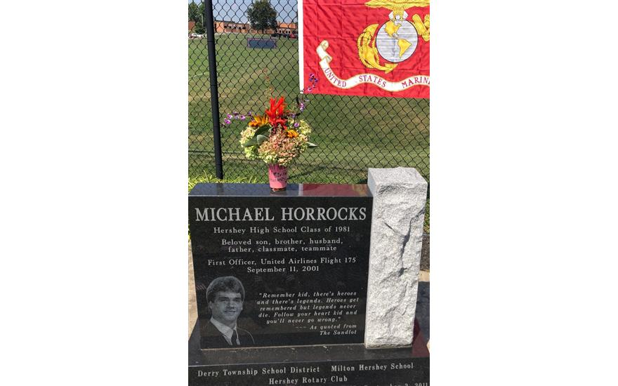 Remembering 9/11/01 and Michael Horrocks