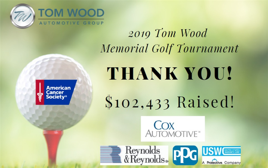 2019 Tom Wood Memorial Golf Tournament