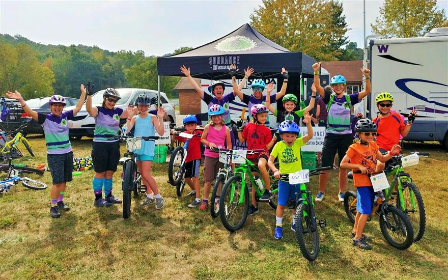 Riding with Sundance MTB Skills Clinic