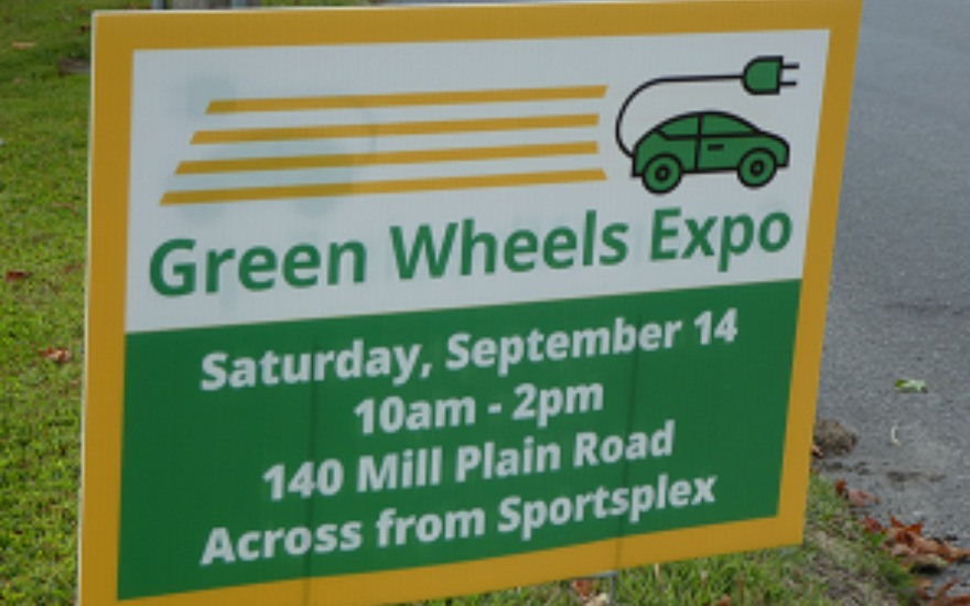 Dan Perkins Subaru Attends the Green Wheels Expo