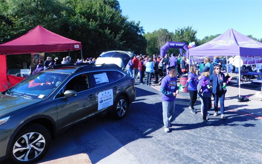 Walk to End Alzheimer's in Grapevine