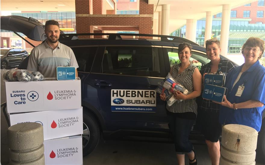 Huebner Subaru Supports Akron Children's Hospital