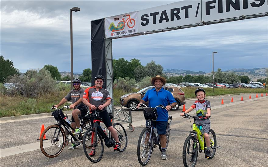 B Strong Ride 2019