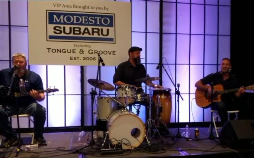 Edible Extravaganza loves Modesto Subaru