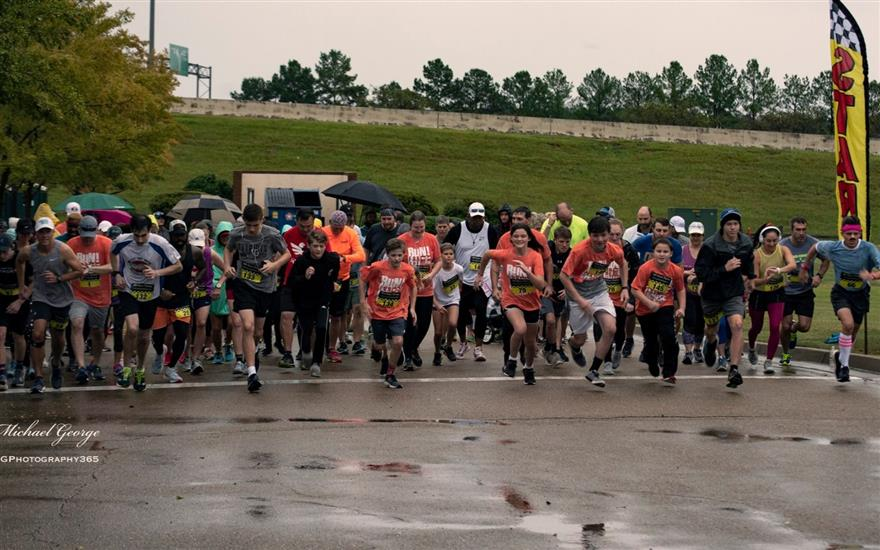 8th Annual Laps for Little Ones 5K and Fun Run