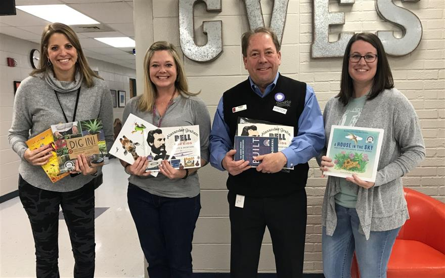 Green Valley Thanks Subaru for Supporting STEM!