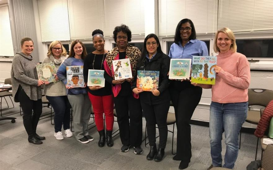 Books on Break for Students in Need
