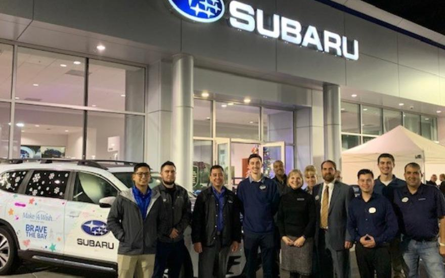 Hansel Subaru Helps Enhance and Grant Wishes