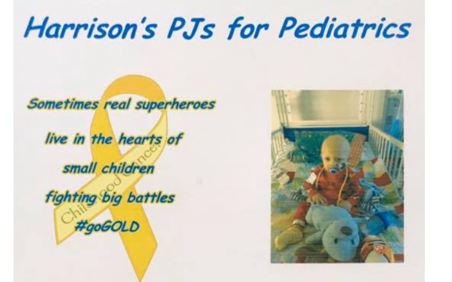 Harrison's PJ's for Pediatrics