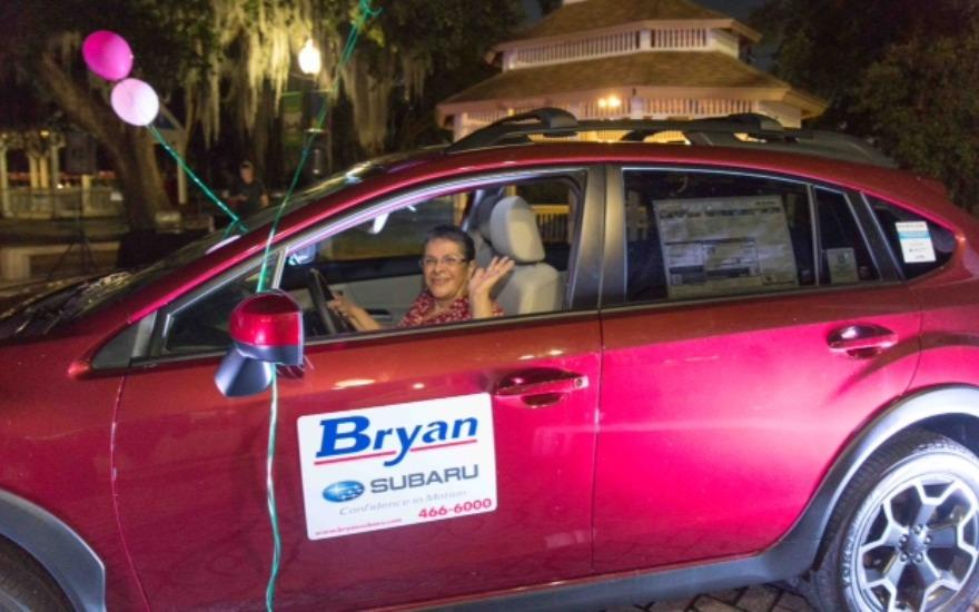 Friends of City Park LOVES Bryan Subaru!