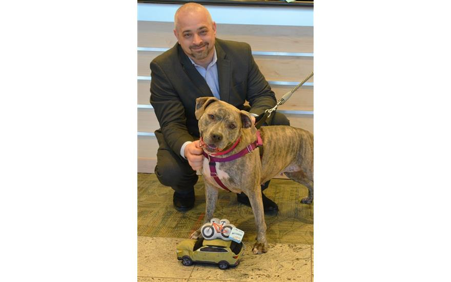 Heritage Subaru Owings Mills Helps Maryland SPCA