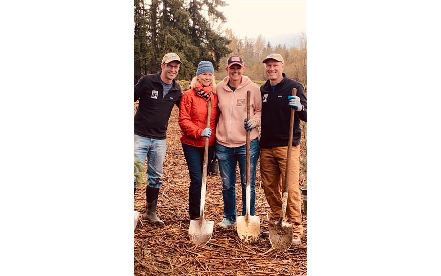 Carter Subaru grows a forest and community
