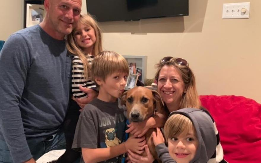 Finding FURever families for rescues dogs & cats
