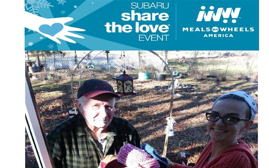 Share the Love Roderick Hayfork Senior Center