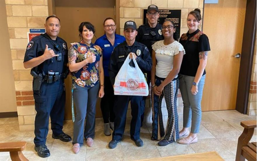 Gillman Subaru Appreciates Local Law Enforcement