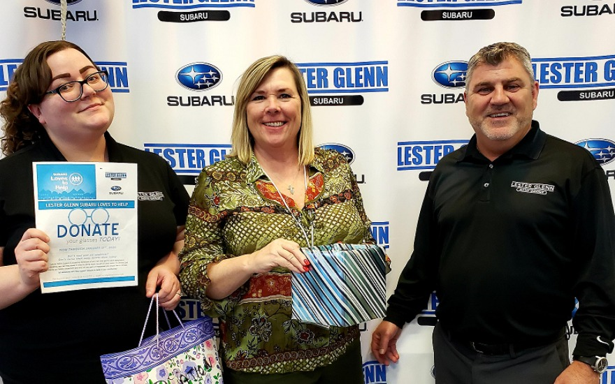 Lester Glenn Subaru Loves to Help - January 2020
