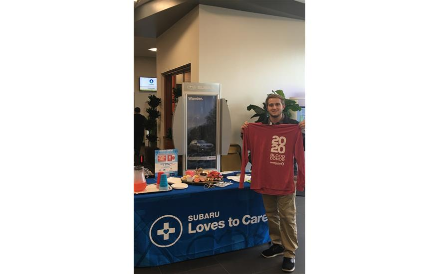 Community Shows Love by Giving the Gift of Life