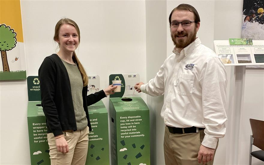 Jenkins Subaru Takes Part In TerraCycle