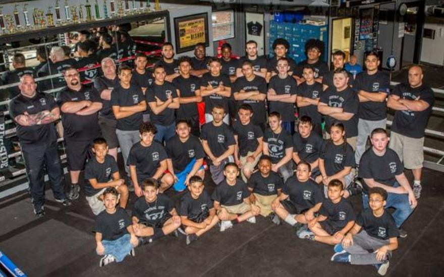 Giving Kids a Fighting Chance