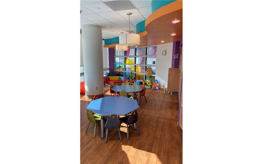 Inova Children's Hospital Child Life Program