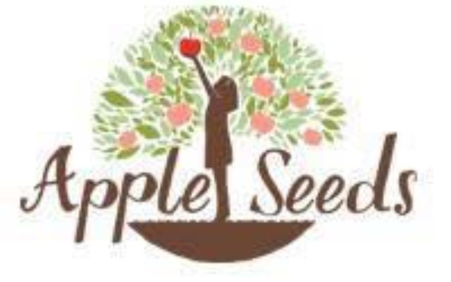 Thank you from Apple Seeds-Share the Love Campaign