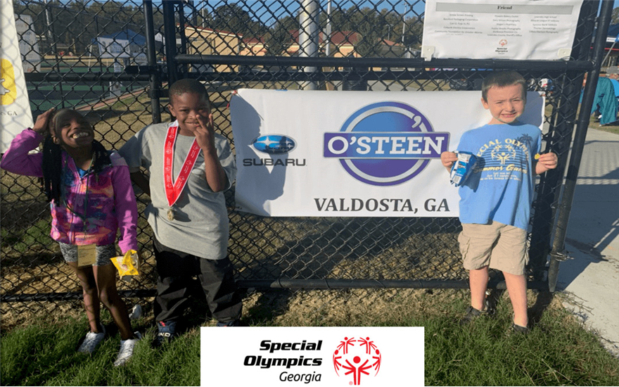 Special Olympics Georgia's 2019 State Fall Games