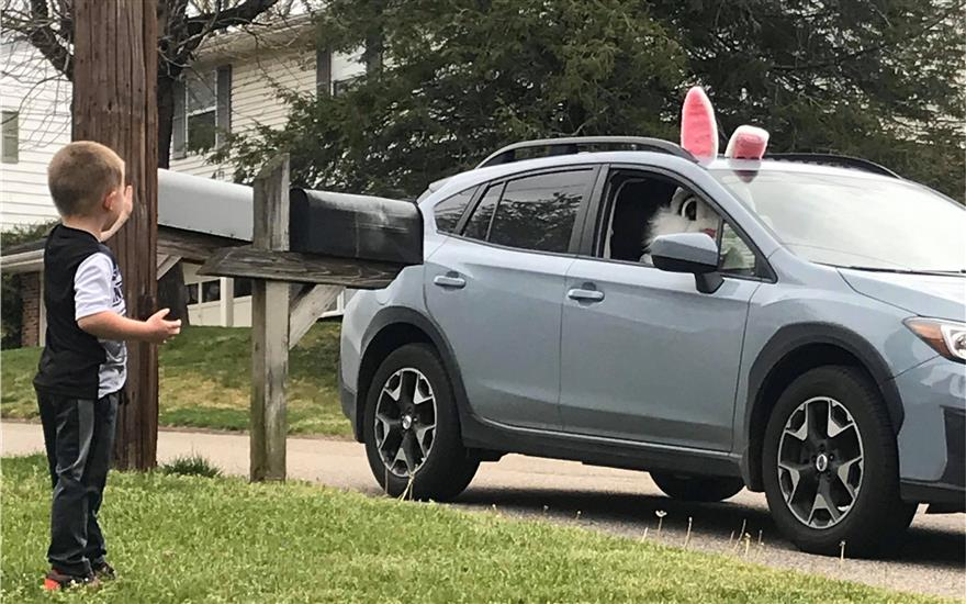Bringing Easter Joy for Kids!