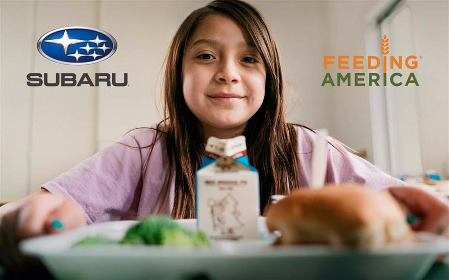Doug Smith Subaru Helps Donate 620,000 Meals