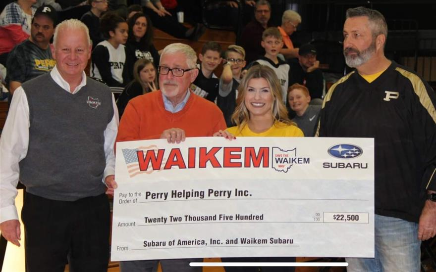 Another Special Moment with Waikem Subaru!
