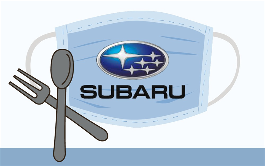 Subaru Helps CareLink Deliver Meals During COVID