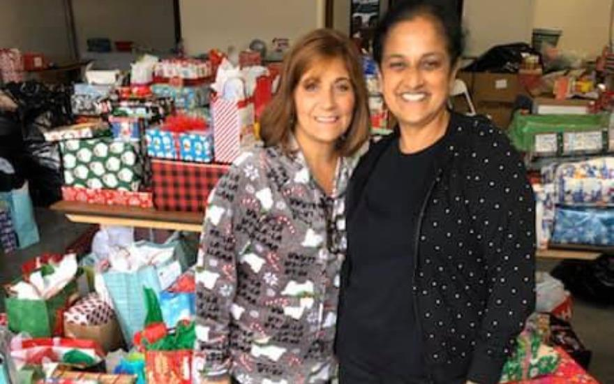 Helping Children in Fullerton during the Holidays