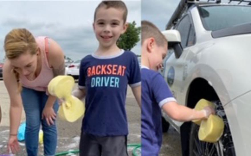 Subaru Car Wash - Roads To Recovery Autism Center