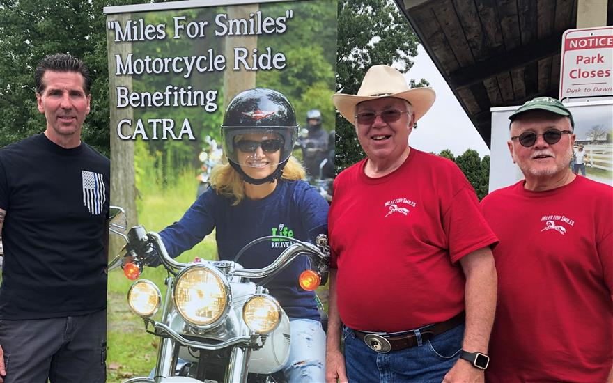 Miles for Smiles - Mark Dietrich, CATRA