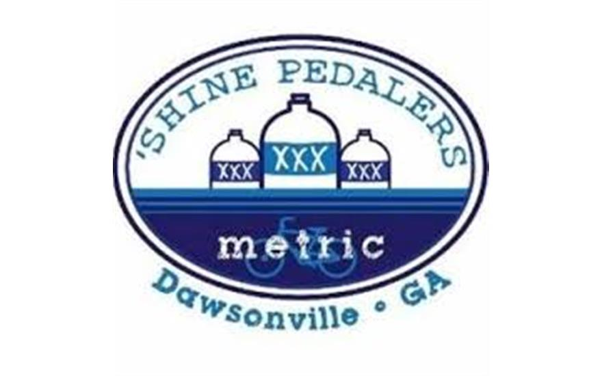 Dawson County of Commerce Shine Pedalers Metric