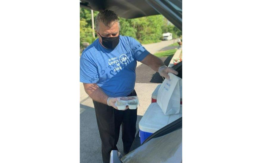 Hitting the Road for Meals on Wheels