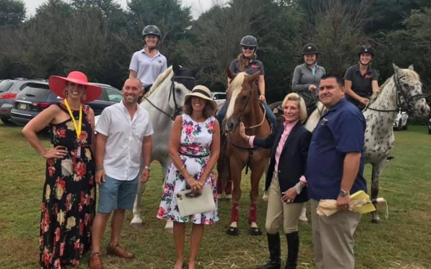 Sponsoring 1st Annual Polo Classic - Colts Neck