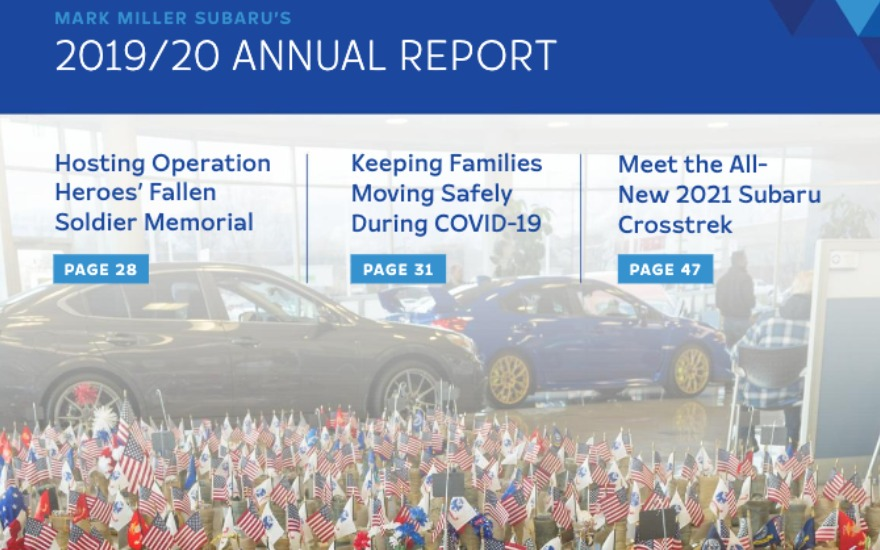 The 2019/2020 Love Promise Annual Report