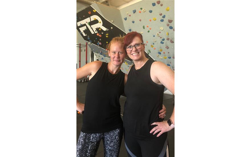 Fit to Recover Member Christi