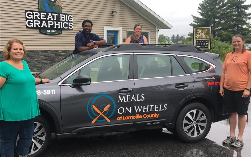 Meals on Wheels of Lamoille County
