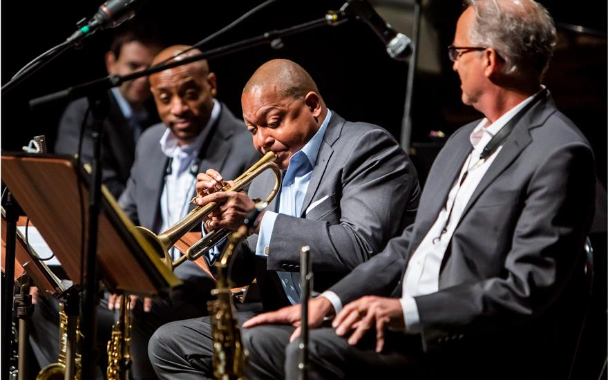 Friends of Jazz presenting Wynton Marsalis