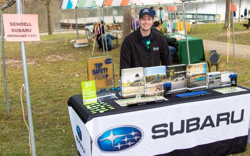 Sendell Subaru supports the March for Parks