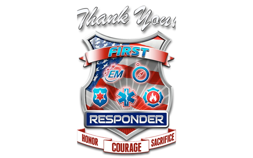 Loves To Help: 1st Responder Appreciation