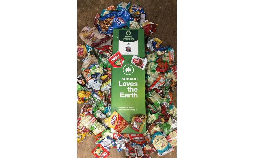 Terracycle: Small Choices with Big Impact